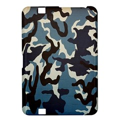 Blue Water Camouflage Kindle Fire HD 8.9