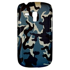 Blue Water Camouflage Galaxy S3 Mini