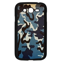 Blue Water Camouflage Samsung Galaxy Grand DUOS I9082 Case (Black)