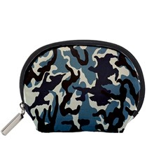 Blue Water Camouflage Accessory Pouches (Small)
