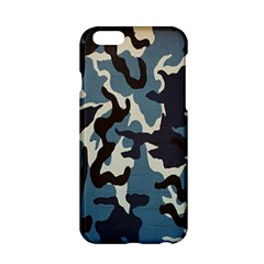 Blue Water Camouflage Apple Iphone 6/6s Hardshell Case