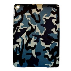 Blue Water Camouflage iPad Air 2 Hardshell Cases
