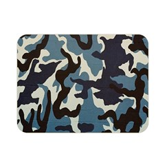 Blue Water Camouflage Double Sided Flano Blanket (mini)