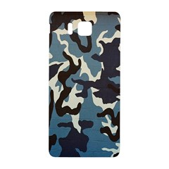 Blue Water Camouflage Samsung Galaxy Alpha Hardshell Back Case