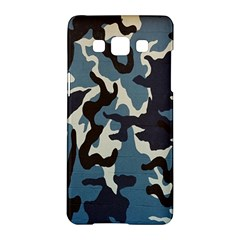 Blue Water Camouflage Samsung Galaxy A5 Hardshell Case