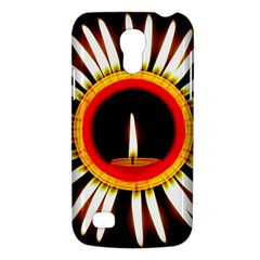 Candle Ring Flower Blossom Bloom Galaxy S4 Mini