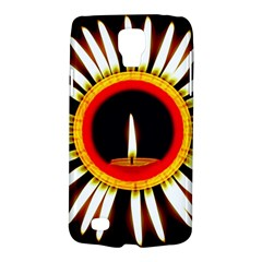 Candle Ring Flower Blossom Bloom Galaxy S4 Active