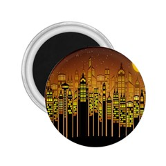 Buildings Skyscrapers City 2 25  Magnets
