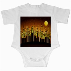 Buildings Skyscrapers City Infant Creepers