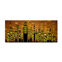 Buildings Skyscrapers City Cosmetic Storage Cases