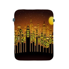 Buildings Skyscrapers City Apple iPad 2/3/4 Protective Soft Cases