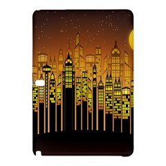 Buildings Skyscrapers City Samsung Galaxy Tab Pro 12 2 Hardshell Case