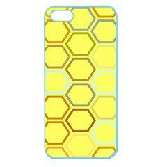 Bee Hive Pattern Apple Seamless iPhone 5 Case (Color)