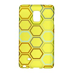 Bee Hive Pattern Galaxy Note Edge
