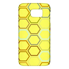 Bee Hive Pattern Galaxy S6