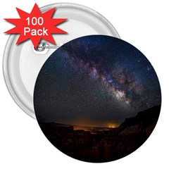 Fairyland Canyon Utah Park 3  Buttons (100 pack)