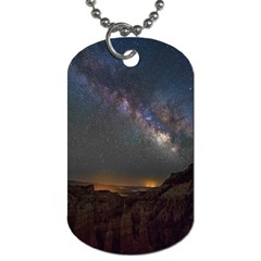 Fairyland Canyon Utah Park Dog Tag (Two Sides)