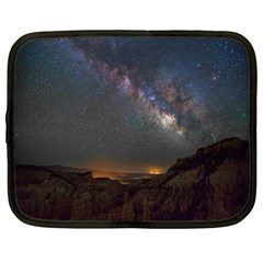 Fairyland Canyon Utah Park Netbook Case (Large)