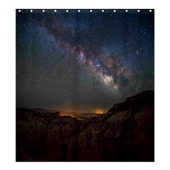 Fairyland Canyon Utah Park Shower Curtain 66  x 72  (Large)
