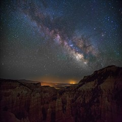 Fairyland Canyon Utah Park Magic Photo Cubes