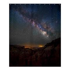 Fairyland Canyon Utah Park Shower Curtain 60  x 72  (Medium)