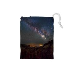 Fairyland Canyon Utah Park Drawstring Pouches (Small)