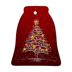 Colorful Christmas Tree Ornament (Bell)