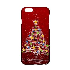 Colorful Christmas Tree Apple Iphone 6/6s Hardshell Case