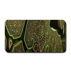 Fractal Complexity 3d Dimensional Medium Bar Mats