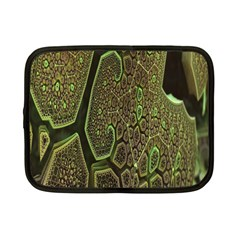 Fractal Complexity 3d Dimensional Netbook Case (Small)