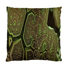 Fractal Complexity 3d Dimensional Standard Cushion Case (One Side)