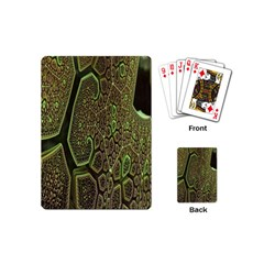 Fractal Complexity 3d Dimensional Playing Cards (Mini)