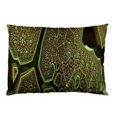 Fractal Complexity 3d Dimensional Pillow Case (Two Sides)