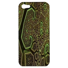 Fractal Complexity 3d Dimensional Apple Iphone 5 Hardshell Case