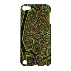 Fractal Complexity 3d Dimensional Apple iPod Touch 5 Hardshell Case