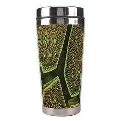 Fractal Complexity 3d Dimensional Stainless Steel Travel Tumblers