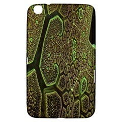 Fractal Complexity 3d Dimensional Samsung Galaxy Tab 3 (8 ) T3100 Hardshell Case