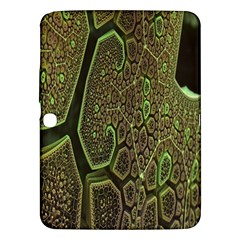 Fractal Complexity 3d Dimensional Samsung Galaxy Tab 3 (10 1 ) P5200 Hardshell Case