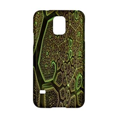 Fractal Complexity 3d Dimensional Samsung Galaxy S5 Hardshell Case