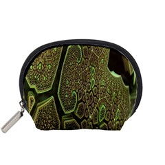 Fractal Complexity 3d Dimensional Accessory Pouches (small)