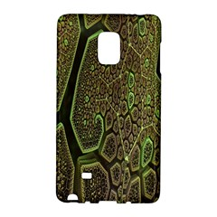 Fractal Complexity 3d Dimensional Galaxy Note Edge
