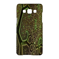 Fractal Complexity 3d Dimensional Samsung Galaxy A5 Hardshell Case