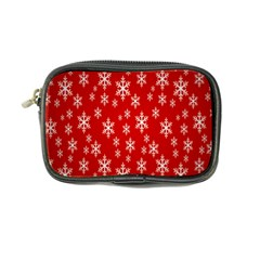 Christmas Snow Flake Pattern Coin Purse