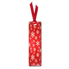 Christmas Snow Flake Pattern Small Book Marks