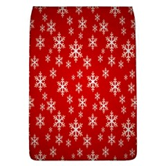 Christmas Snow Flake Pattern Flap Covers (L)