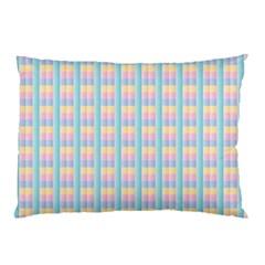 Grid Squares Texture Pattern Pillow Case