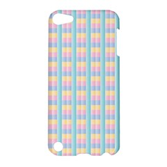 Grid Squares Texture Pattern Apple iPod Touch 5 Hardshell Case