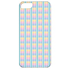 Grid Squares Texture Pattern Apple iPhone 5 Classic Hardshell Case