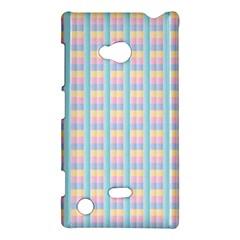 Grid Squares Texture Pattern Nokia Lumia 720