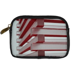 Red Sunglasses Art Abstract Digital Camera Cases